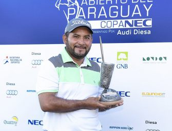 José de Jesús Rodríguez ganó en Paraguay; el uruguayo Álvarez bajó en la Orden de Mérito