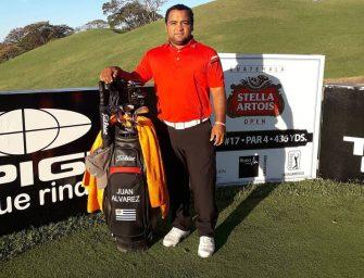 Juan Álvarez se la juega en este trimestre del PGA TOUR Latinoamérica