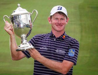 Brandt Snedeker se quedó con el último torneo de la temporada regular del PGA TOUR
