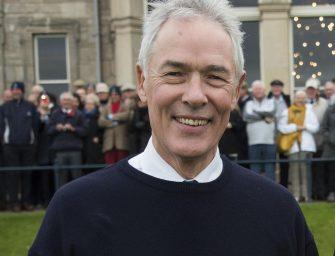 Chris Hilton es el nuevo capitán de The Royal and Ancient Golf Club of St. Andrews