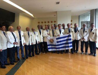 Uruguayos participarán del Sudamericano Senior en Quito