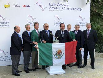 Mayakoba designada sede para el 2020 del Latin America Amateur Championship