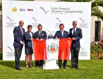 Lima Golf Club designada nueva sede del LAAC para el 2021