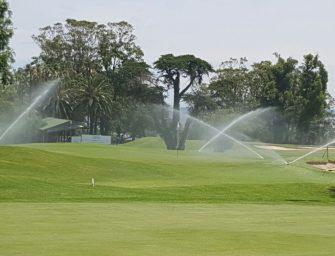Fay Crocker: la más homenajeada del Club de Golf del Uruguay