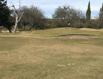 Los favoritos ya están en cuartos de final en Fray Bentos Golf Club