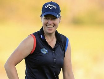 Nicole Broch Larsen lidera el Aberdeen Standard Investments Ladies Scottish Open