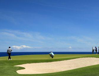Hudson Swafford al frente del Corales Puntacana Resort & Club Championship