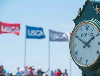 Rolex celebra 40 años junto al US Open