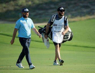Andy Sullivan mantiene el liderato en Dubai