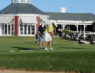 Hubo actividad de la PGA Uruguay en La Barra