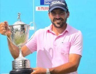 Andy Schönbaum flamante campeón Argentino de Aficionados