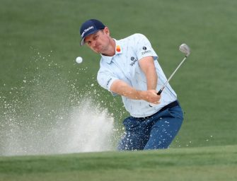 Justin Rose puntero en el The Masters Tournament