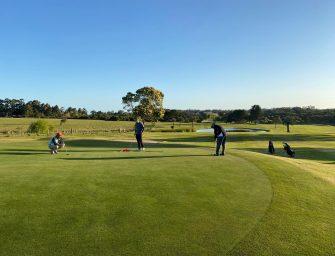 La Barra recibió el Raul Perez Golf Tour
